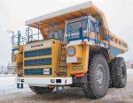 Технические характеристики белаз 90 тонн – Новая линейка самосвалов серии БЕЛАЗ-7558 грузоподъемностью 90 тонн с электромеханической трансмиссией переменного тока