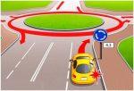 Пдд на круговом движении – правила проезда в 2018 году перекрестков с круговым движением
